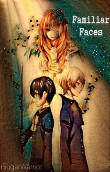 Familiar Faces [Alois x Reader x Ciel]