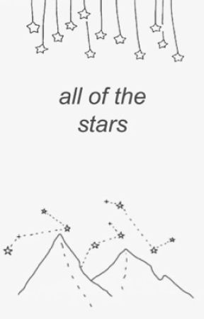 all of the stars | coming soon by colorsofboom