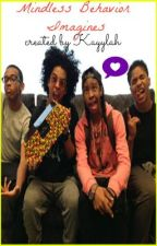 MB Imagines Book by iam_MINDLESSKAYY