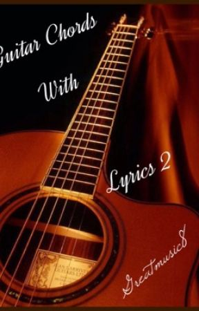 Guitar Chords With Lyrics 2 - Black - Pearl Jam - Wattpad