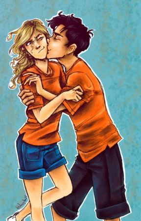 Percabeth at Goode High School by Riptide121