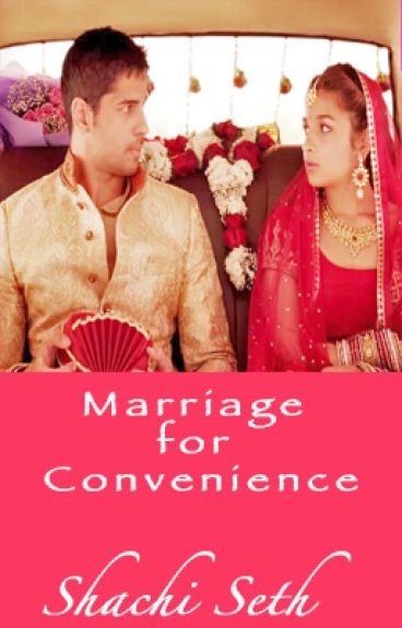 Marriage For Convenience#Wattys2016