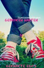 Harten & Ego's #1: Gebroken harten & Geknakte ego's by Theclockworkheart