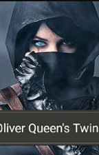 Oliver Queen Twin (Book 1) by human33