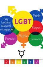 LGBT Representation to me by VEGAN_CALI