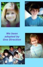 We been adopted by One DIrection ( a One Direction spanking story) by jonasforever97