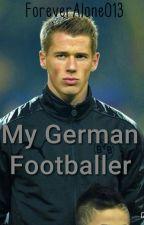 My German Footballer// An Erik Durm fanfic by ForeverAlone013