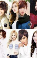 [LongFic] Little Jung - Yoonsic ; Taeny ; Yulhyun ; Soohyo by mytranlovesnsd99