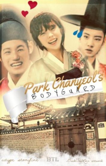 Park Chanyeol's Bodyguard