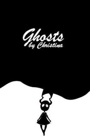 Ghosts by donutinaa