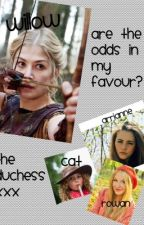 Are the Odds in my Favour? *COMPLETED* by duchess_von_books