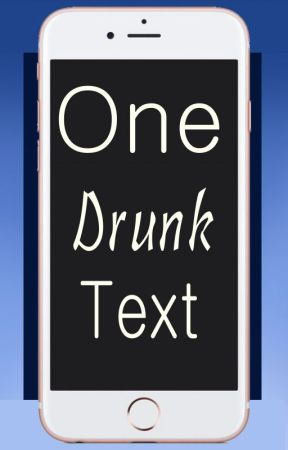 Inuyasha Fic: One Drunk Text by MaryBannedFanfic