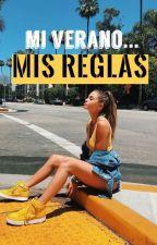 MI verano...MIS reglas by Trinidad-