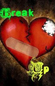 Break Up by herbrightjaden