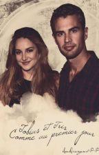 Tobias et Tris comme au premier jour by Zquad_Riam