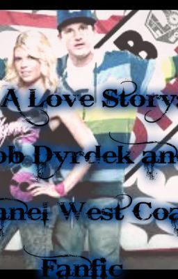 It's a Love Story!( A Rob Dyrdek and Chanel West Coast fanfic.)