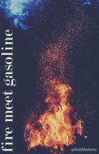 fire meet gasoline » larry by faithfularry