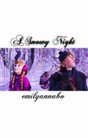 A Snowy Night by emilyannabo