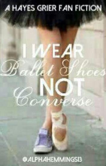 7e79e2124a2d I Wear Ballet Shoes