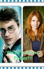 We're In Harry Potter!!! by thatdirectionforever