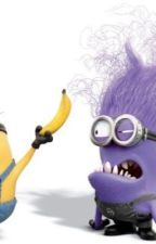 2 Minions, 1 Banana by bellominion101