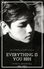 Everything Is You Byun Baekhyun by lestabintang