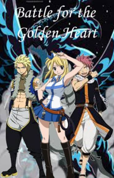 Battle for the Golden heart (SaberTooth vs Fairy Tail