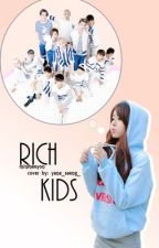 Rich Kids (Seventeen fan fiction) by minmeeyon