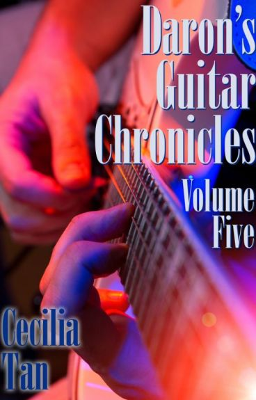 Daron's Guitar Chronicles Vol 5 by ceciliatan