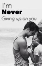 I'm never giving up on you | hebrew by Angel680