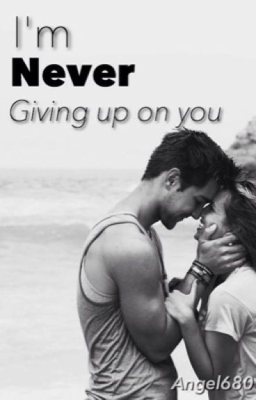 I'm never giving up on you | hebrew