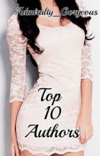 Top 10 Authors by Admiralty_Gorgeous