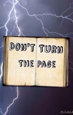 Don't Turn The Page by partygiirl