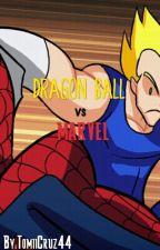 DRAGON BALL VS MARVEL by TomiiCruz44