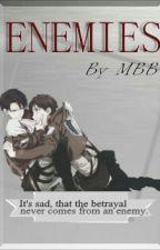 Enemies (Ereri /Riren) by iveteo