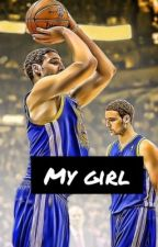 My girl  {Klay Thompson} by xoxboys