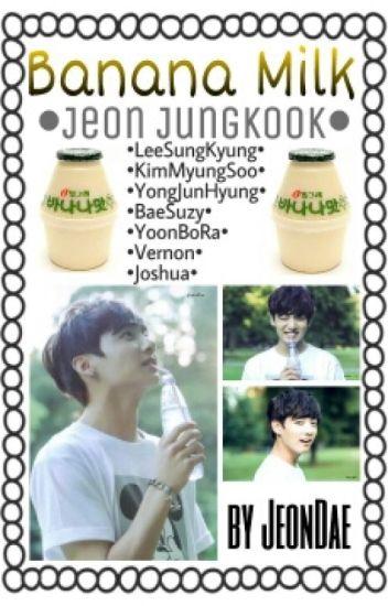 Banana Milk || JungKook ✔