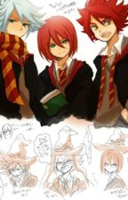 Anime at Hogwarts by _Miss_Alison_