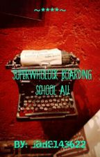 Superwholock boarding school AU by jade143622