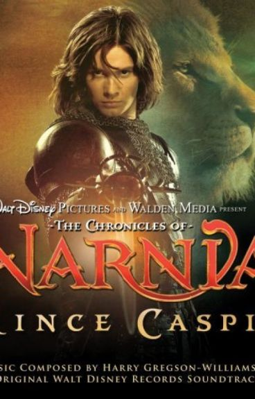 In Love With Him ( A Prince Caspian Love Story ) ( A Narnia Fan Fiction )