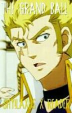 Shy!Laxus x Reader: The Grand Ball by DistantSpark