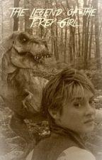 The Legend of the T-Rex Girl by brightweirdo