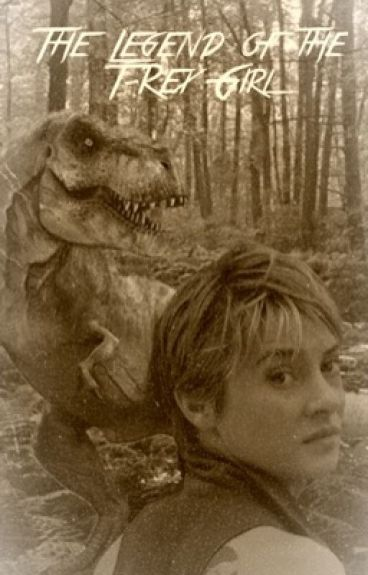 The Legend of the T-Rex Girl