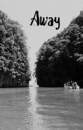 Away: A Futuristic Short Story by Kaleda