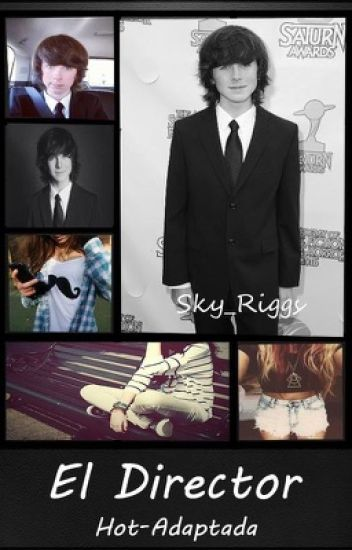 """El Director""Chandler Riggs y tú - HOT (One shot)"