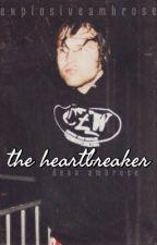 the heartbreaker || dean ambrose love story by fxckambrose