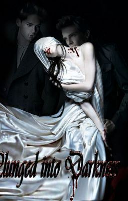 Plunged into Darkness (blind human/vampire)