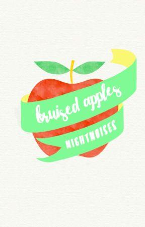 bruised apples by NightNoises
