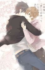 Confession of Love (Takano x Ritsu) by Akihiko_Michaelis