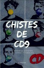 Chistes de CD9 by ZoeftAlan
